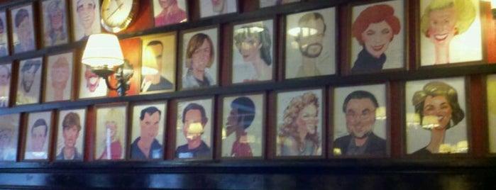Sardi's is one of Favorite Broadway Restaurants.