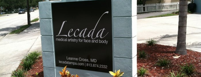 Lecada Medical Artistry is one of Lieux qui ont plu à Melissa.