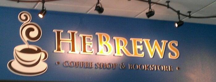 HeBrews Coffee Shop is one of AtomicApril'in Kaydettiği Mekanlar.