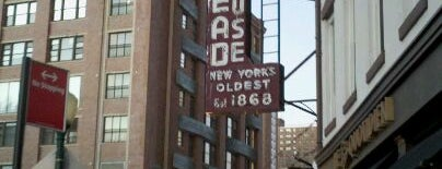 Old Homestead Steakhouse is one of NY Region Old-Timey Bars, Cafes, and Restaurants.