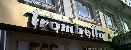 Trombetta is one of Rome.