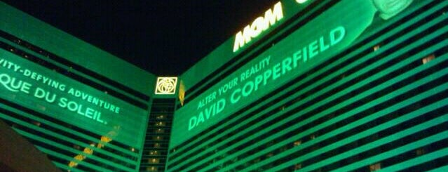 MGM Grand Hotel & Casino is one of Dope Stuff To Do In Vegas.