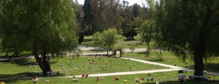 Los Angeles Pet Memorial Park is one of Los Ageless.