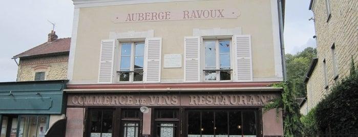 Maison de Van Gogh is one of  Paris Eat .