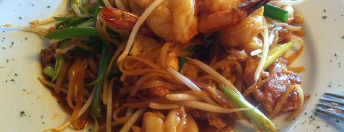 Pacific Thai Cuisine is one of Locais curtidos por MC.