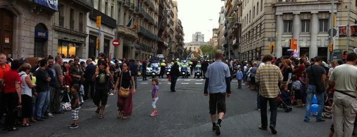 Festes de la Mercè is one of La otra Barcelona.