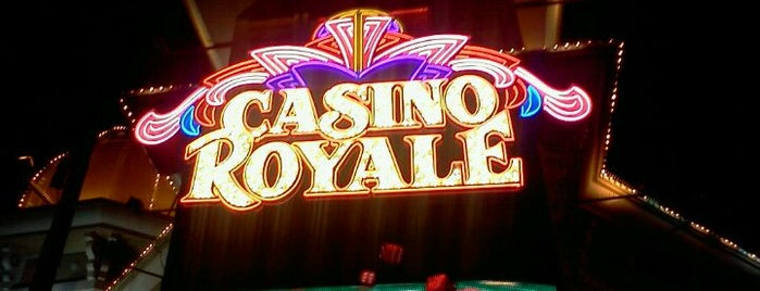 Casino Royale & Hotel, Best Western Plus is one of Gambling Emporium.