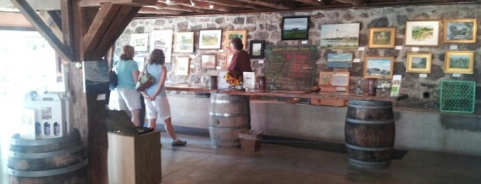 Billsboro Winery is one of Finger Lakes Wine Trail & Some.