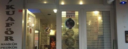 Salon Şeref  is one of Orte, die Simge gefallen.