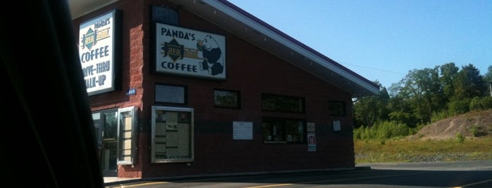 Panda's Java Joint Coffee is one of Catkills.