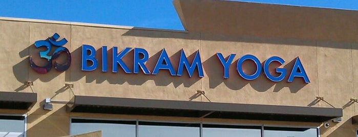 Bikram Yoga Westside is one of Lady Luck Vegas Suggests.