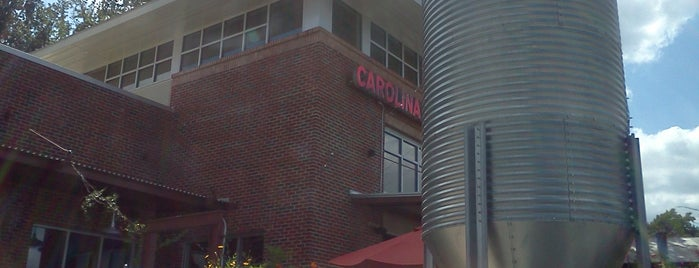 Carolina Brewery & Grill is one of NC Craft Breweries.