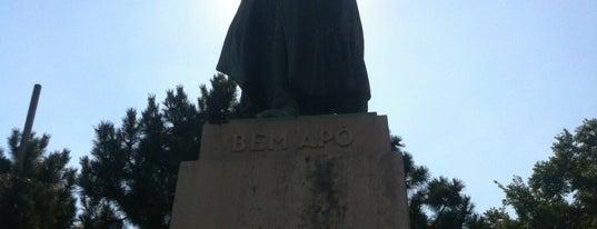 Bem tér is one of Cosentino'nun Beğendiği Mekanlar.