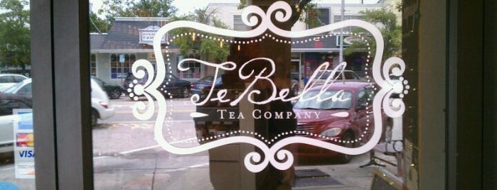 TeBella Tea Company is one of The Sunshine State.