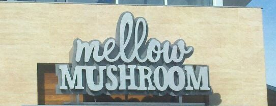 Mellow Mushroom is one of NC.