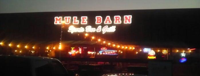Mule Barn is one of Lieux qui ont plu à katy.