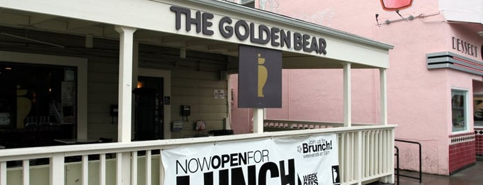 The Golden Bear is one of Best Bar.