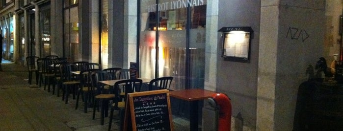 Comme un Bouchon is one of Foodie places in Geneva area.