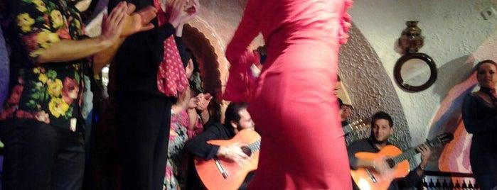 Tablao Flamenco Cordobés is one of Où voir un spectacle de flamenco à Barcelone ?.