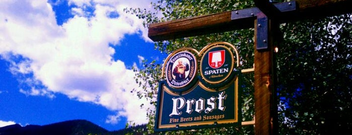Prost is one of Locais salvos de Capt'n.