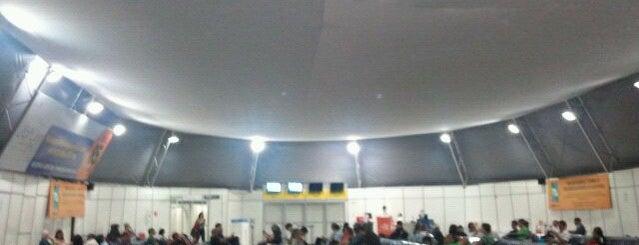 Sao Luis / Marechal Cunha Machado Uluslararası Havalimanı (SLZ) is one of Aeroportos do Brasil.