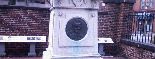 Grave of Edgar Allan Poe is one of Charm City's Finest.