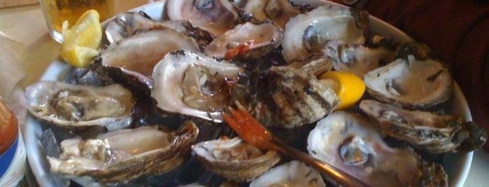 Morton's Seafood is one of สถานที่ที่ Gillian ถูกใจ.