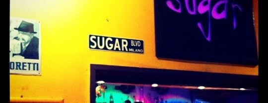 Sugar is one of ZeroGuide • Milano.