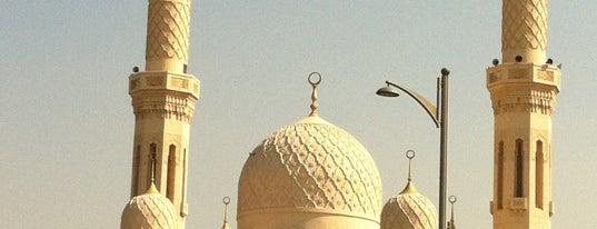 Jumeirah Mosque مسجد جميرا الكبير is one of Dubai #4sqCities.