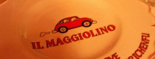 Il Maggiolino is one of สถานที่ที่ Maura ถูกใจ.