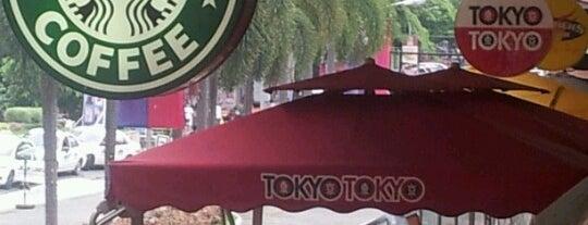 Starbucks Coffee is one of angelit 님이 좋아한 장소.