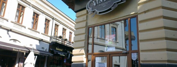 The Vintage Pub is one of Locais curtidos por Martin.