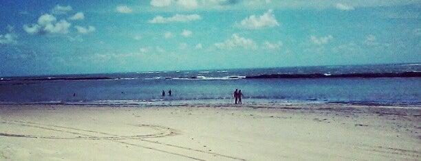 Praia de Graçandu is one of Gespeicherte Orte von Juh.