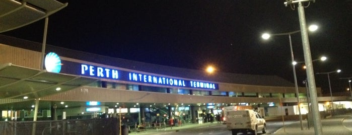 T1 International is one of Foursquare City Int'l Airport.