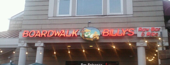 Boardwalk Billy's Raw Bar and Ribs is one of Toonさんのお気に入りスポット.