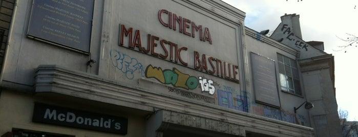 """Majestic Bastille is one of Le parcours """"Pass Jeunes""""."""