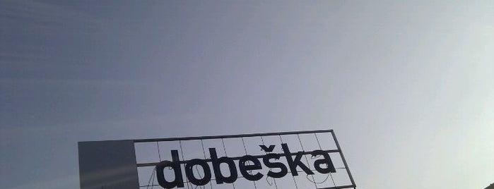 Divadlo Dobeška is one of praha umělecká / artistic prague.
