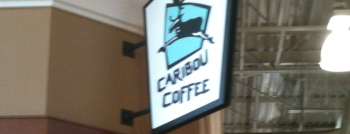 Caribou Coffee is one of Faith's Liked Places.