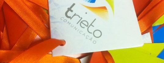 Trieto Comunicação is one of Agências Recife.
