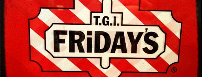 T.G.I. Friday's is one of Lugares guardados de N..