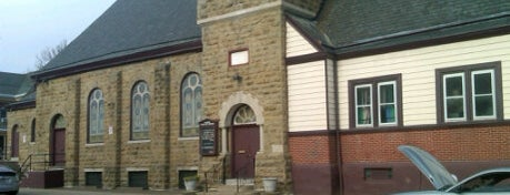 Tacony Baptist Church is one of Unusual and Interesting in Philly.