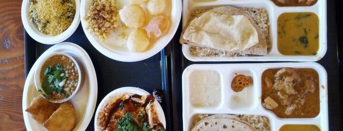Vik's Chaat Corner is one of East Bay faves.