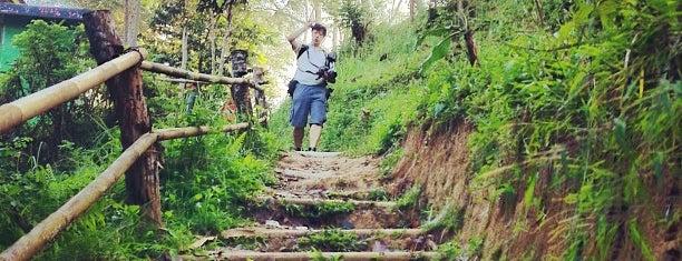 Punthuk Setumbu Borobudur is one of Java / Indonesien.