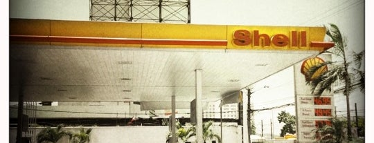 Shell Edsa - cor. NIA Road is one of Lieux qui ont plu à Shank.