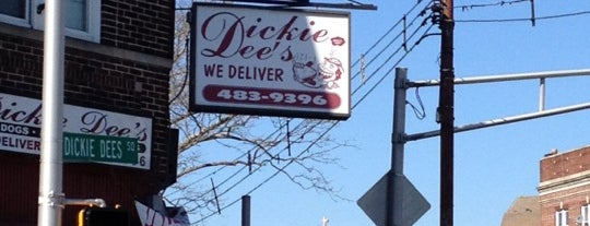Dickie Dee's is one of Lieux sauvegardés par David.