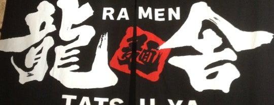 Ramen Tatsu-ya is one of Austin.