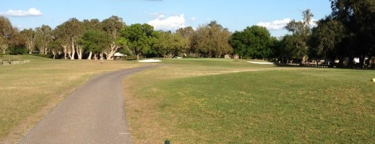 Babe Zaharias Golf Course is one of City of Tampa Parks.