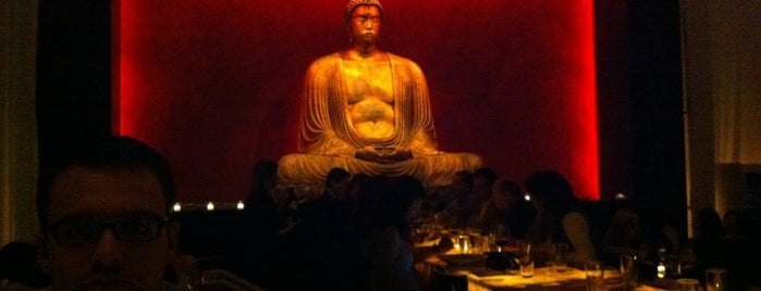 Buddakan is one of Places to Enjoy a Tiger Beer!.