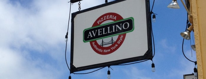 Pizzeria Avellino is one of The Pizza List.