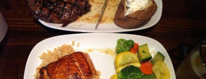 LongHorn Steakhouse is one of สถานที่ที่ Nigel ถูกใจ.